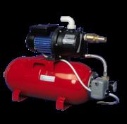 Waterdruksysteem AMFA 990  12V/370W  52l/min (bij 1 2bar)  stalen tank 24l