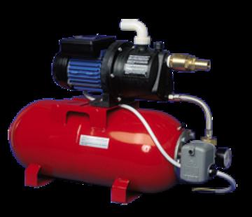 Allpa Waterdruksysteem AMFA 990  12V/370W  52l/min (bij 1 2bar)  stalen tank 24l