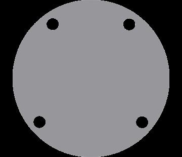 Johnson Johnson Pomp bronzen deksel voor pomp F35 (vervangt Jabsco 29305)