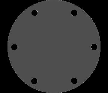 Johnson Johnson Pomp bronzen deksel voor pomp F4/F5 (vervangt Jabsco 3992)