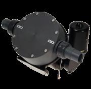 Zelfaanzuigende vuilwaterpomp (membraanpomp) PVM 0.16  12V  30l/min  Diameter 38mm