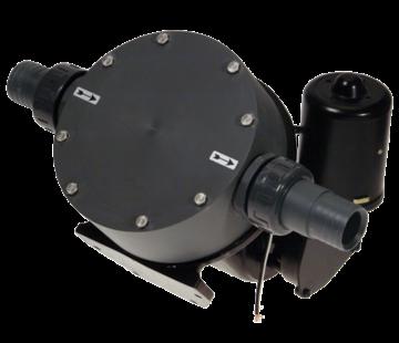 Allpa Zelfaanzuigende vuilwaterpomp (membraanpomp) PVM 0.16  12V  30l/min  Diameter 38mm