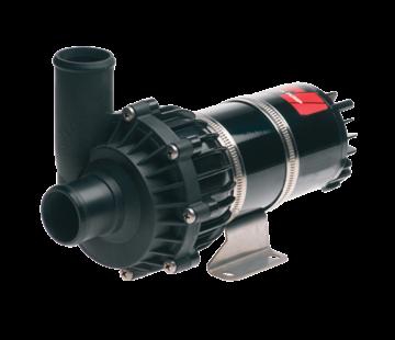 Johnson Johnson Pump circulatiepomp CM90  kunststof behuizing  24V  115l/min  Diameter 38mm  IP67 (10-24664-10)