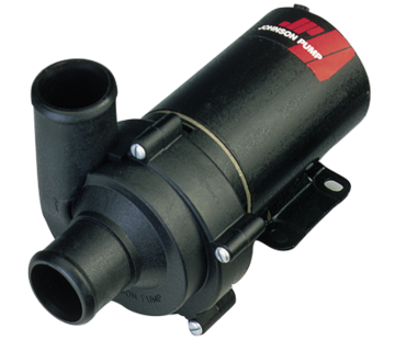 Johnson Johnson Pump Heavy Duty circulatiepomp CO90  24V  100l/min  aansluiting Diameter 38mm  IP31