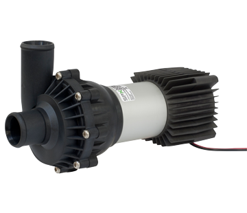 Johnson Johnson Pump Heavy Duty circulatiepomp CM90P7-1 BL  12V  55/115l/min  aansluiting Diameter 38mm  IP67
