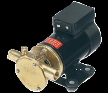 Johnson Johnson Pump zelfaanzuigende olieverversingspomp F3B-19 24V  21l/min  3/8 BSP  met omkeerschakelaar