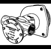 Johnson Johnson Pump zelfaanzuigende bronzen Koelwater-Impellerpomp F7B-9 (Ford 2700-serie)