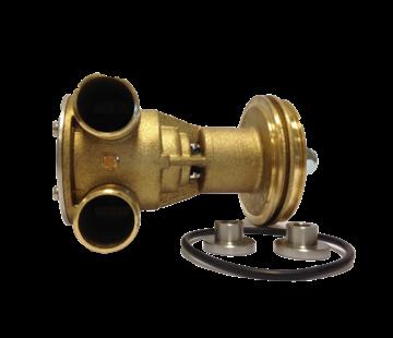Johnson Johnson Pump bronzen koelwater-impellerpomp F7B-9 (Vetus STM8922  Vetus/Deutz DT(A)43/44)