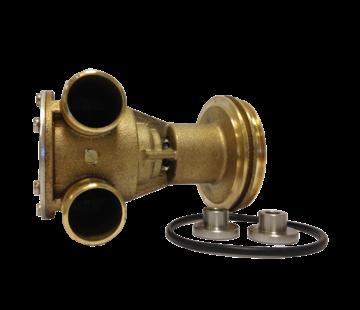 Johnson Johnson Pump bronzen koelwater-impellerpomp F7B-9 (Vetus STM8921  Vetus/Deutz DT(A)64/66/67)