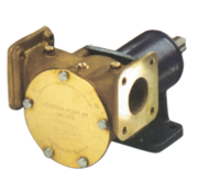 Johnson Johnson Pump impellerpomp F8B-3000VF  279l/min  voetmontage (met mechanical seal & RVS Deksel)