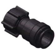 SeaTech SeaTech Quick-connect verbindingsstuk  Diameter 15mm x 1/2 NPS  binnendraad wartel