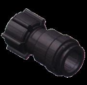 SeaTech SeaTech Quick-connect verbindingsstuk  Diameter 15mm x 3/4 NPS  binnendraad wartel