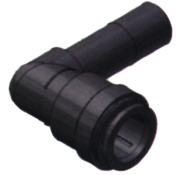 SeaTech SeaTech Quick-connect knie-stuk insteekbaar  Diameter 15mm x Diameter 15mm (pijp)
