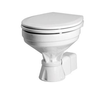 Johnson Johnson Pump AquaT silent-electric scheepstoilet  12V/13A  comfort pot