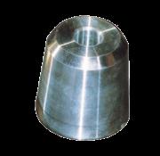 Allpa Zinkanode voor dopmoer voor schroefas Diameter 20mm