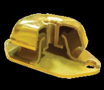 Allpa Onderlegplaat 4mm voor motorsteun Medium