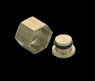 Seastar SeaStar Cap plug nut kit (3 per kit)
