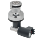 Antal Selftailing  brons-verchroomde elektrische winch XT40EH (2-speed) 12V