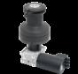 Antal Selftailing Aluminium elektrische winch XT66EH (2-speed) 12V