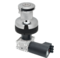 Antal Selftailing brons-verchroomde elektrische winch XT66EH (2-speed) 12V