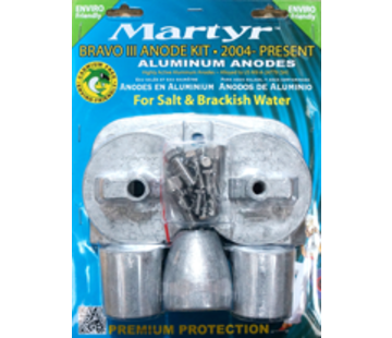 Allpa Magnesium Anode kit Bravo 3 2004