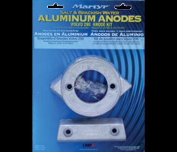 Allpa Magnesium Anode kit Volvo 290