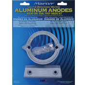 Allpa Aluminium Anode kit Volvo 290 dual prop