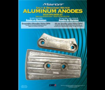 Allpa Magnesium Anode kit Volvo DPH