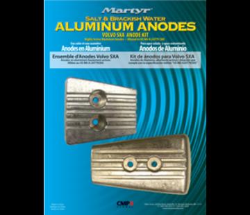 Allpa Magnesium Anode kit Volvo SX-A / DPS