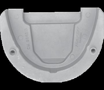 Allpa Zinkanode OMC / sterndrive  Transom Plate (OEM 984513)