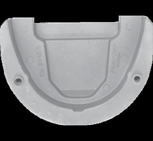 Allpa  Aluminium Anode OMC / sterndrive  Transom Plate (OEM 984513)