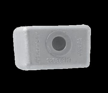 Allpa Magnesium Anode OMC / Johnson / Evinrude  Block V4/V6 (OEM 393023)