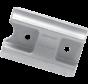 Aluminium Anode OMC / Johnson / Evinrude  Curved Block (OEM 431708)