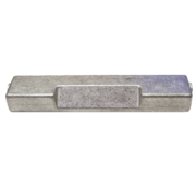 Aluminium Anode OMC / Johnson / Evinrude  Replaces 433580Z (OEM 5007089)