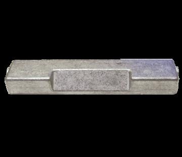 Allpa Magnesium Anode OMC / Johnson / Evinrude  Replaces 433580Z (OEM 5007089)