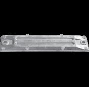 Allpa Aluminium Anode Honda outboard  Small bar (35-50pk) (OEM 06411-ZV5-000)
