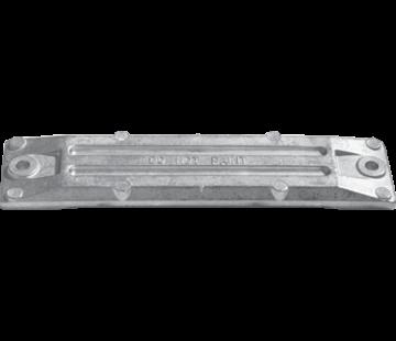 Allpa Magnesium Anode Honda outboard  Small bar (35-50pk) (OEM 06411-ZV5-000)