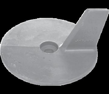 Allpa Zinkanode Mercury / Mariner / Force / Honda outboard  Skeg (OEM 41107ZW1B01)