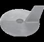 Aluminium Anode Mercury / Mariner / Force / Honda outboard  Skeg (OEM 41107ZW1B01)