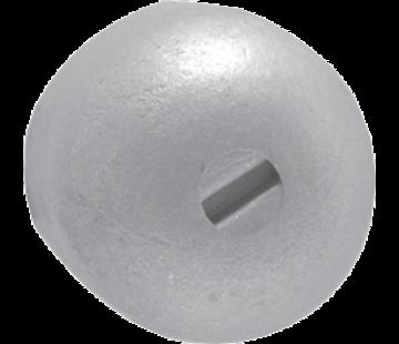 Allpa Zinkanode Mercruiser / Sterndrive  Alpha One en Bravo 1/2/3  Button (OEM 55989)