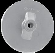 Allpa Aluminium Anode Mercruiser / Sterndrive / Mercury outboard  Circular Plate (OEM 76214-5)