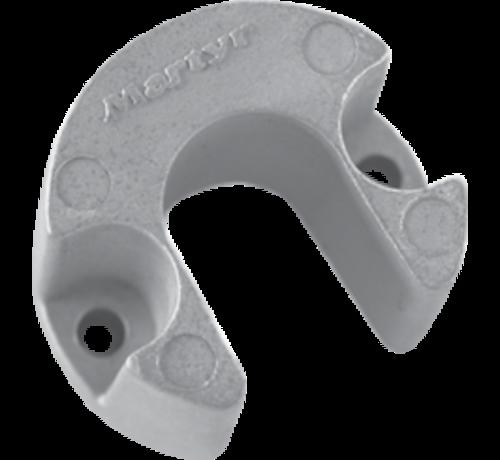 Allpa  Aluminium Anode Mercruiser / Sterndrive Bravo 1/2/3 (Gen II)  Lift-Ram Horseshoe (OEM 806190)