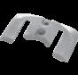 Aluminium Anode Mercruiser / Sterndrive Bravo 1/2/3  Plate (OEM 821630)