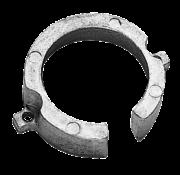 Allpa Aluminium Anode Mercruiser / Sterndrive Bravo 2  barrier Carrier (OEM 806188)