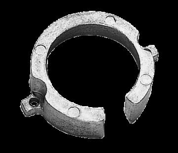 Allpa Magnesium Anode Mercruiser / Sterndrive Bravo 2  barrier Carrier (OEM 806188)