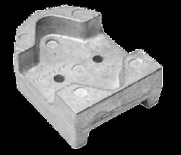 Allpa Magnesium Anode Mercruiser / Sterndrive Bravo 2  REF: 43994 (OEM 821631)