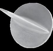 Aluminium Anode Suzuki outboard  standard skeg (OEM 55125-87D00)