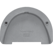 Allpa Aluminium Anode Suzuki outboard  cutdown skeg (OEM 55125-9630)