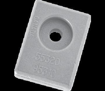 Allpa Zinkanode Suzuki outboard  small block (OEM 55320-95310)