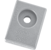 Allpa Aluminium Anode Suzuki outboard  small block (OEM 55320-95310)